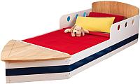 Односпальная кровать KidKraft Яхта / 76253 KE -
