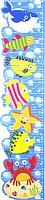 Ростомер WoodLand Toys Бизиборд. Ростомер Океан / 127108 -