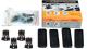 Комплект адаптеров багажной системы Lux ШМ811 / 690724 -
