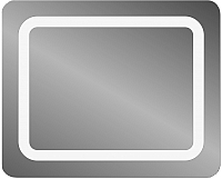 Зеркало для ванной Sanwerk Lava Vega 80 / ZL0000184 -
