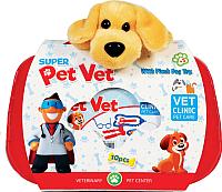Набор доктора детский Terides Ветеринар / Т4-137 -