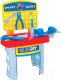 Верстак-стол игрушечный Terides Набор инструментов / Т2-130 -