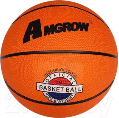 Баскетбольный мяч No Brand Amgrow (размер 7)