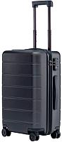 Чемодан на колесах Xiaomi Luggage Classic 20 / XNA4115GL (черный) -