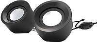 Мультимедиа акустика Ritmix SP-2026 (черный) -