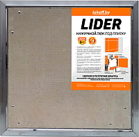 Люк под плитку Lukoff Lider 30x30 -
