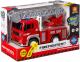 Автомобиль игрушечный WenYi Пожарная машина / WY550B (инерционный) -