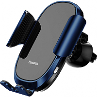 Держатель для портативных устройств Baseus Smart SUGENT-ZN03 (синий) -