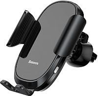 Держатель для портативных устройств Baseus Smart SUGENT-ZN01 (черный) -