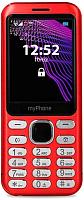 Мобильный телефон MyPhone Maestro (красный) -