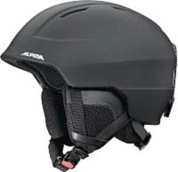 Шлем горнолыжный Alpina Sports Chute / A9098-30 (р-р 54-57, черный) -