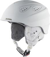 Шлем горнолыжный Alpina Sports Grap 2.0 LE / A9094-13 (р-р 54-57, белый бриллиант) -