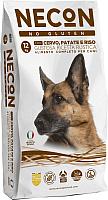 Корм для собак Necon Adult Dog With Deer Potatoes And Rice (12кг) -
