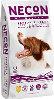 Корм для собак Necon Dog Senior & Light (3кг) -