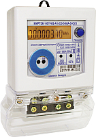 Счетчик электроэнергии электронный Миртек 1-BY-W2-A1-230-5-60A-S-RF433/1-LOQ1V3 -