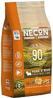 Корм для собак Necon Natural Wellness Dog Mini Pork & Rice (2кг) -