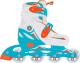 Роликовые коньки Ridex Cricket (р-р 35-38, синий) -