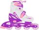 Роликовые коньки Ridex Cricket (р-р 31-34, фиолетовый) -