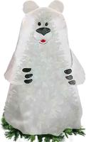 Укрывной материал Blumen Haus Белый медведь / 65008 -