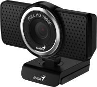 Веб-камера Genius ECam 8000 (черный) -