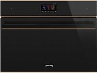 Электрический духовой шкаф Smeg SF4604WMCNR -