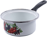 Ковш Omelia 1-4410400 / 87905 (белый/ягоды) -