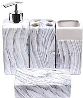 Набор аксессуаров для ванной Белбогемия 25583733 -