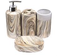 Набор аксессуаров для ванной Белбогемия 25583734 -