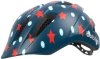 Защитный шлем Bobike Helmet Plus Navy Stars / 8742100006 (S) -