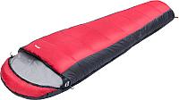 Спальный мешок Jungle Camp Track 300 / 70925 (серый/красный) -