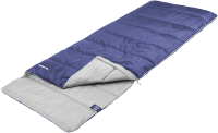 Спальный мешок Jungle Camp Avola Comfort XL / 70937 (синий) -
