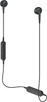 Наушники-гарнитура Audio-Technica ATH-C200BT (черный) -