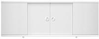 Экран для ванны МетаКам Caro 1.69 (белый) -