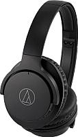 Наушники-гарнитура Audio-Technica ATH-ANC500BT (черный) -