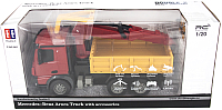 Радиоуправляемая игрушка Double Eagle Mercedes-Benz Arocs / E565-003 -