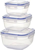 Набор контейнеров Starplast 94062 -