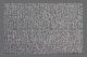 Коврик грязезащитный Велий Комета 90x120 (серый) -