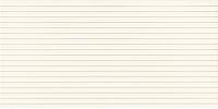 Плитка Tubadzin S-Femme White STR (223x448) -