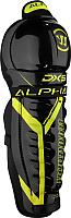 Щитки хоккейные Warrior DX5 SR Shin Grd / DX5SGSR9-17 -