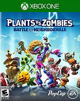Игра для игровой консоли Microsoft Xbox One Plants vs. Zombies: Битва за Нейборвиль -