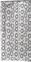 Шторка-занавеска для ванны Sealskin PCV Circolo 210781300 (180x200, прозрачный) -