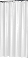 Шторка-занавеска для ванны Sealskin PCV Granada 217004710 (240x180, белый) -