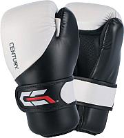 Боксерские перчатки Century Brave C-Gear 11540 110 213 (M, белый/черный) -