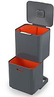 Система сортировки мусора Joseph Joseph Totem Max 30062 (графит) -