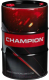 Моторное масло Champion Pro Racing 10W60 / 8218729 (60л) -