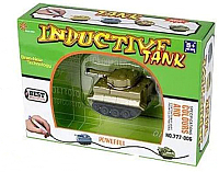 Радиоуправляемая игрушка Happy Cow Индуктивный танк / 777-006 -