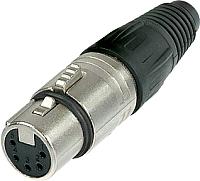 Коннектор Neutrik NC5FX -