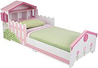 Односпальная кровать KidKraft Кукольный домик / 76255 KE -