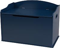 Ящик для хранения KidKraft Austin Toy Box Blueberry / 14959-KE -