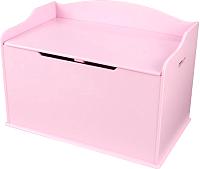 Ящик для хранения KidKraft Austin Toy Box Pink / 14957-KE -